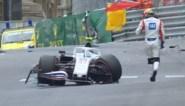 Mick Schumacher crasht zwaar tijdens laatste oefensessie in Monaco, Max Verstappen snelste