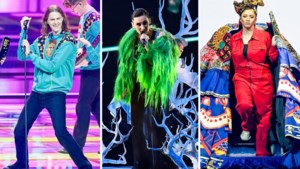 Van Lady Gaga-kopie tot de solo van Flo Rida: de concurrenten van Hooverphonic gewikt en gewogen