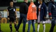 Debutant AA Gent in tranen na opmerking Fred Vanderbiest, 'match delegate' stelt rapport op