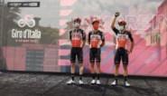 """Lotto-Soudal heeft nog drie renners over in Giro, maar twee ervan zitten in goede vlucht: """"Elke renner zijn privé-soigneur"""""""