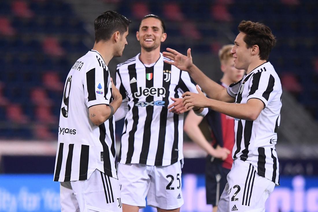 SERIE A. Juventus kruipt door het oog van de naald en mag da... - Het  Nieuwsblad Mobile