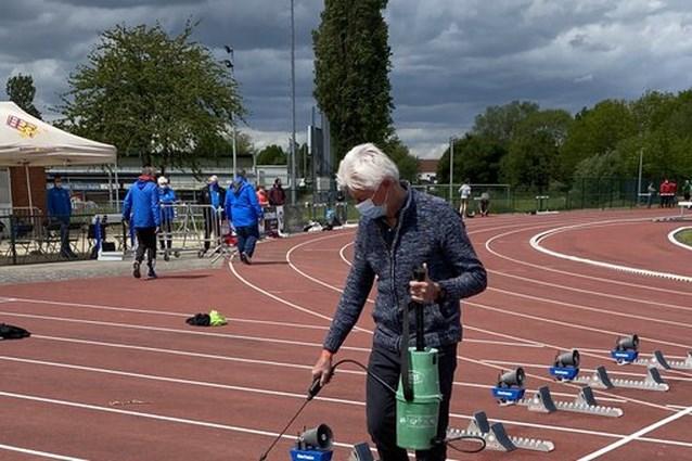 """Grote tevredenheid over verloop testevent op Vlaams kampioenschap atletiek: """"Dag en nacht voor gewerkt"""""""