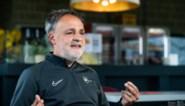 """Het nieuwe evangelie van voetbalprofessor Emilio Ferrera: """"Seraing dwong de promotie af met nul data. Echt waar"""""""