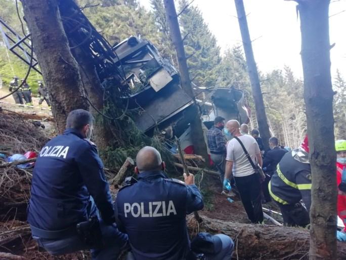 Mereka tidak selamat dari drama dengan kereta gantung di Lago Maggiore: dari seorang anak berusia dua tahun menjadi pasangan yang sudah menikah