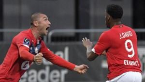 LIGUE1. Lille kampioen! Jonathan David en Burak Yilmaz schieten LOSC naar eerste landstitel sinds 2011