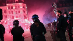 Ook in Frankrijk zijn fans niet af te stoppen: kampioenenviering in Rijsel ontaardt in rellen
