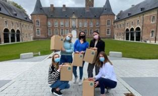 Studentes verkopen 140 picknickboxen met Limburgse lekkernijen