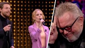 Jelle en Clara Cleymans brengen papa Jan tot tranen met een verjaardagsode in 'De Cooke & Verhulst show'