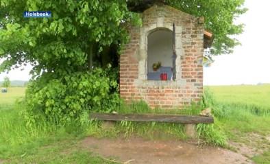 Kapelletje opengebroken door vandalen