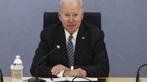 Familie George Floyd jaar na zijn dood op bezoek bij president Joe Biden