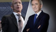Bernard Arnault vs Jeff Bezos: luxekoning strijdt met keizer van het online shoppen om eerste plaats in rijkenlijst