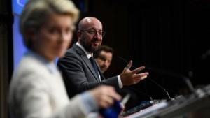 """EU veroordeelt """"illegale, provocatieve en disruptieve"""" Russische activiteiten"""