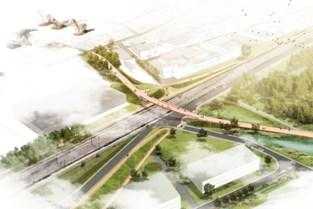 Oude Krugerbrug gaat tegen de grond, nieuwe fietsbrug klaar tegen eind 2022