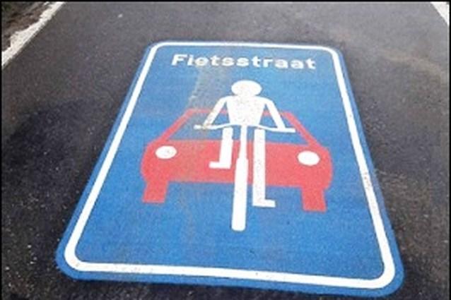 Antwerpse politie controleert in fietsstraten