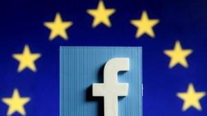 """""""Europese Commissie start formeel onderzoek tegen Facebook"""""""