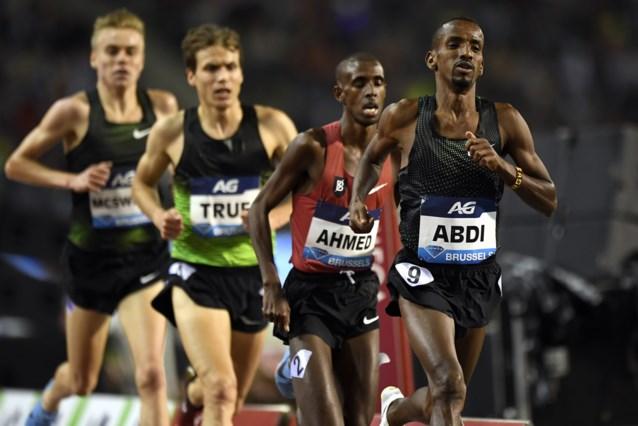 Bashir Abdi duikt verrassend op in Belgische selectie voor 10.000 meter