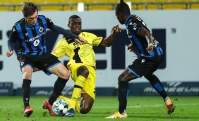 KMSK Deinze werft Nathan Fuakala (Club Brugge) aan