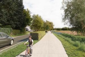 Fietssnelweg tussen Sint-Amandsberg en Destelbergen stapje dichterbij, maar nog vier jaar wachten