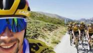 Primoz Roglic verkent vandaag Pyreneeënritten van Tour de France