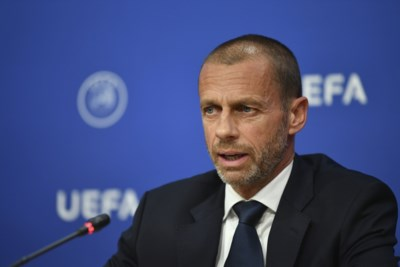 MONEYTIME. De jackpot van de Champions League: UEFA verdient jaarlijks 2,32 miljard euro aan tv-rechten en sponsoring