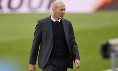 Officieel: Real Madrid kondigt afscheid Zidane aan