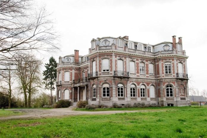 """Eindelijk plannen voor toekomst kasteel Wolvenhof: """"We willen zeker horeca toelaten"""""""