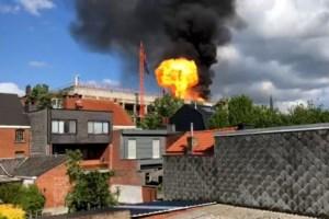 Brand en explosies van gasflessen teisteren kunstencampus in aanbouw