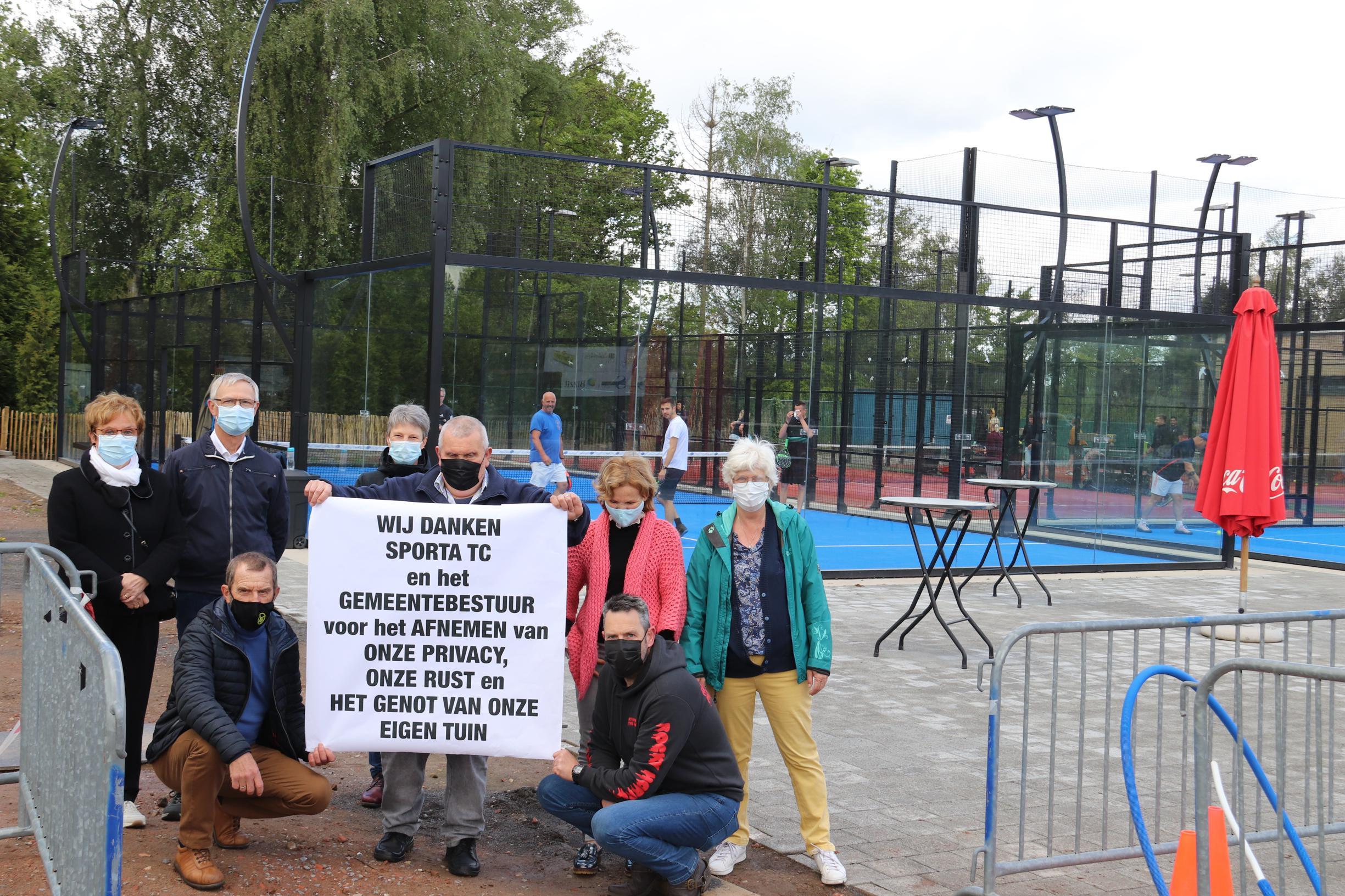Buurtbewoners klagen over overlast padel, maar club vindt geen oplossing