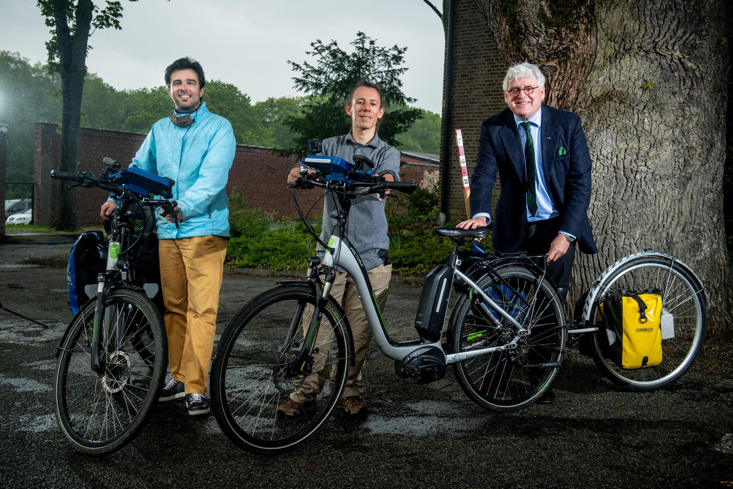 Fietsbarometer brengt kwaliteit functionele fietspaden in kaart