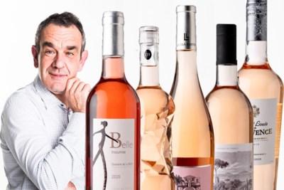 Alain Bloeykens selecteert de 25 beste nieuwe roséwijnen voor de zomer