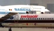 Na twintig jaar: Sabena vangt bot bij failliete Swissair