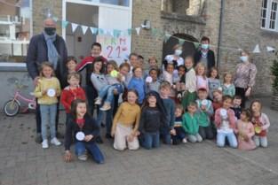 Buitenschoolse kinderopvang 't Kuipje viert feest