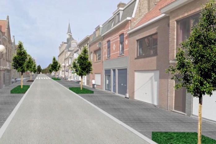 Heraanleg Langestraat van start: belangrijke as krijgt make-over