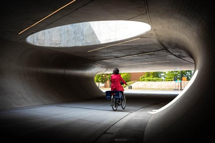 Vier tunnels onder Hasseltse Grote Ring in gebruik genomen