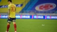 """Sterspeler James Rodriguez """"verbaasd"""" dat hij niet met Colombia mee mag doen aan de Copa America"""
