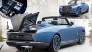 Rolls-Royce maakt duurste auto ooit met een ingebouwde parasol en picknicktafel