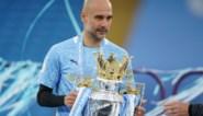 Kampioenenmaker Pep Guardiola is Trainer van het Jaar in Engeland