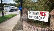 Minister Lydia Peeters gelooft niet meer in Complex Project Noord-Zuid