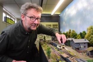 """Jan Martens is enige professionele bouwer van Antwerpse modeltrams: """"Ik verkoop ze tot in Japan"""""""