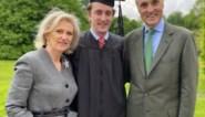 Prins Joachim afgestudeerd aan Harvard