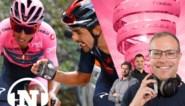 """PODCAST. Giro Espresso: """"Bij Ineos vrezen ze al de hele Giro dat Bernals rug kan opspelen"""" En win een duoticket voor een onvergetelijke dag in de Tour de France!"""