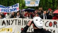 Tegen coronamaatregelen, om Jürgen Conings te steunen,...: zaterdag maar liefst negen betogingen in Brussel, al drie verboden