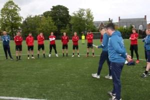 Mandel United verzaakt aan verhuis naar Harelbeke en blijft (voorlopig) in Izegem