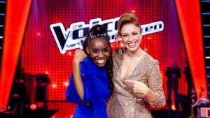 Grace (18) wint 'The voice van Vlaanderen'