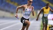 Kevin Borlée komt er niet aan te pas en finisht als achtste en laatste tijdens Diamond League in Doha