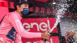 """Egan Bernal begint met bijzonder comfortabele voorsprong aan slottijdrit van Giro: """"Het enige wat telt is mijn naam op die trofee"""""""