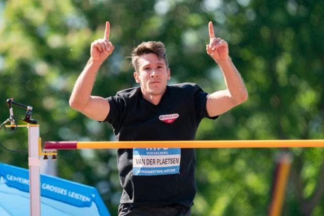 Thomas Van der Plaetsen op koers voor Olympisch ticket na eerste dag van Hypomeeting van Götzis