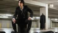 Thor Central is decor voor modedefilé Matteo La Rosa