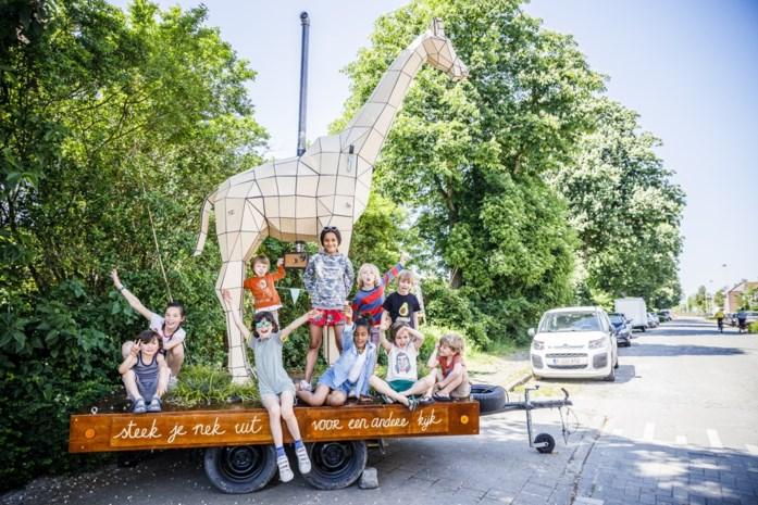"""Dag van het Saffierpark wil fietsostrade tegenhouden: """"Wij gaan door"""""""