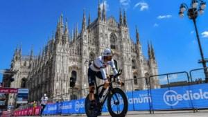 Filippo Ganna wint slottijdrit van Senago naar Milaan, Egan Bernal pakt eindzege in 104e Giro d'Italia